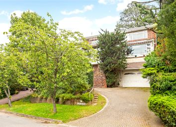Thumbnail 6 bed detached house for sale in Pelhams Walk, Esher, Surrey