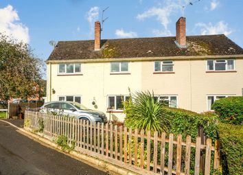 Thumbnail End terrace house for sale in Haycombe, Durweston, Blandford Forum