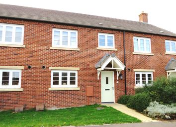 Thumbnail 3 bed terraced house for sale in Greenell Close, Deanshanger, Milton Keynes