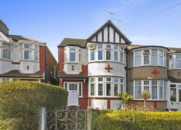 Thumbnail 4 bed end terrace house for sale in Cleveley Crescent, Ealing