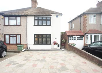 Thumbnail 2 bed semi-detached house for sale in Parsonage Manorway, Belvedere
