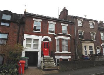 Thumbnail 2 bedroom flat for sale in Rothesay Road, Luton, Bedfordshire
