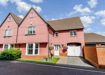 Thumbnail 4 bed semi-detached house for sale in Cornelius Vale, Chelmsford, Essex