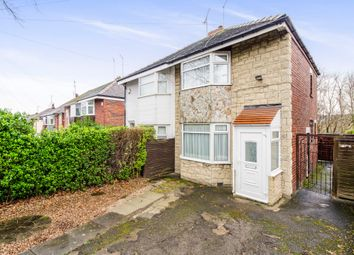 Thumbnail 2 bedroom semi-detached house for sale in Retford Road, Handsworth, Sheffield