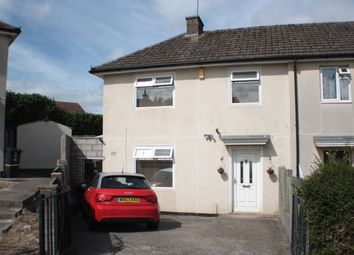 Thumbnail 3 bedroom end terrace house for sale in Taylor Gardens, Withywood, Bristol