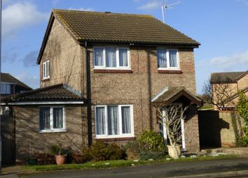 Thumbnail 4 bed detached house for sale in Wentworth Avenue, Wellingborough, Northamptonshire