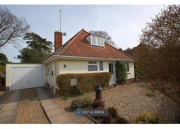 Thumbnail 3 bed bungalow to rent in Knowle Road, Sheringham