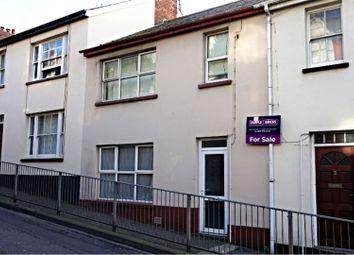 Thumbnail 3 bedroom terraced house for sale in Furzebeam Terrace, Bideford
