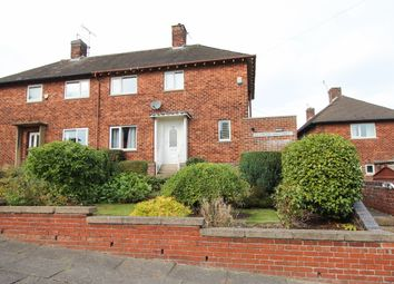 Thumbnail 2 bed semi-detached house to rent in Richmond Hall Crescent, Sheffield