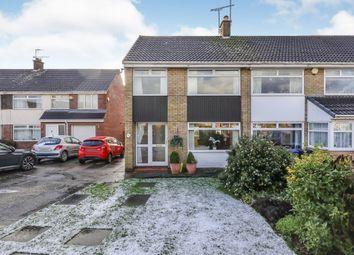 Thumbnail Semi-detached house for sale in Ash Hill Crescent, Hatfield, Doncaster
