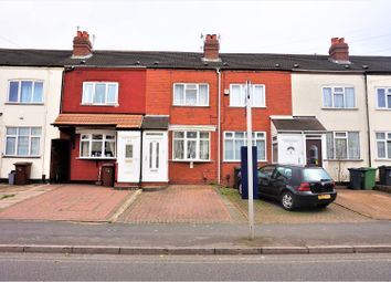 Thumbnail 2 bedroom terraced house for sale in Pelsall Lane, Walsall