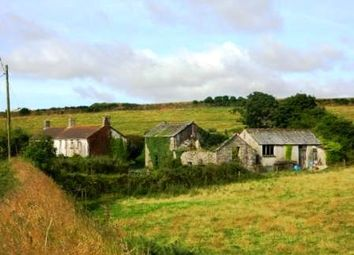 Thumbnail 6 bed equestrian property for sale in Wendron, Helston, Cornwall