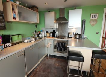 Thumbnail 1 bed flat to rent in City Wharf, Atlantic Wharf, Cardiff Bay