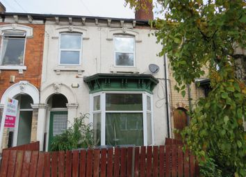 Thumbnail 4 bedroom terraced house for sale in De Grey Street, Hull
