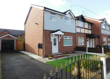 Thumbnail Semi-detached house for sale in St. Andrews Avenue, Droylsden, Manchester