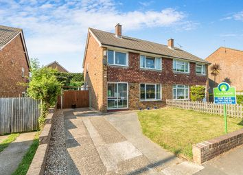 Thumbnail 3 bed semi-detached house for sale in Horselees Road, Boughton-Under-Blean, Faversham