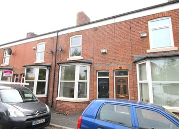 Thumbnail 2 bedroom terraced house for sale in Hazel Grove, Salford