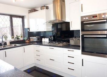 Thumbnail 3 bed semi-detached house for sale in Elham Close, Twydall Gillingham