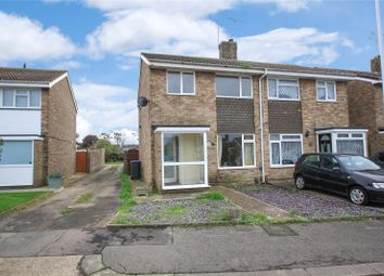 Thumbnail 3 bed semi-detached house for sale in Newtimber Avenue, Goring By Sea, Worthing