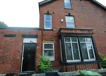 Thumbnail 4 bedroom terraced house to rent in Chestnut Avenue, Leeds, West Yorkshire LS6, Leeds,