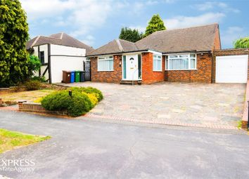 Thumbnail 2 bed detached bungalow for sale in Newberries Avenue, Radlett, Hertfordshire