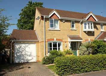 Thumbnail 2 bed semi-detached house to rent in Florence Way, Knaphill, Woking