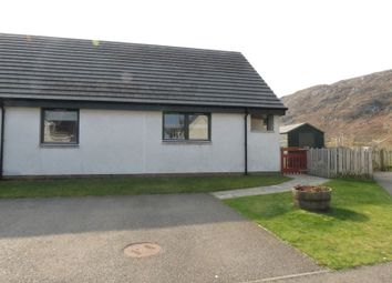 Thumbnail 2 bed semi-detached bungalow for sale in Sydneys Way, Poolewe, Achnasheen