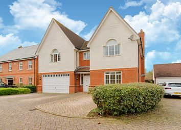 Thumbnail 5 bedroom detached house for sale in The Shearers, Thorley, Bishop's Stortford