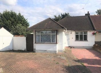 Thumbnail 3 bed bungalow to rent in Oakington Avenue, Hayes, Middlesex