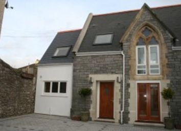 Thumbnail 2 bedroom semi-detached house to rent in St. Johns Street, Plymouth