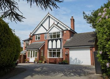 4 bed detached house for sale in Park Lane, Congleton, Cheshire CW12