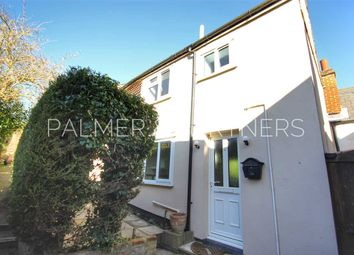 Thumbnail 2 bed end terrace house for sale in Medcalfe Terrace, East Street, Sudbury