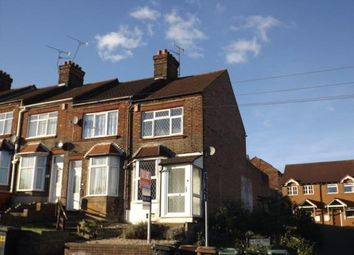Thumbnail 2 bedroom end terrace house for sale in Turners Road South, Luton, Bedfordshire