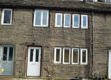 Thumbnail 2 bedroom cottage to rent in Lamb Hall Road, Longwood, Huddersfield