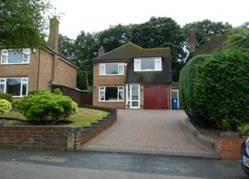Thumbnail 3 bed detached house for sale in The Grove, Little Aston B74, Detached Three Bedroom Property