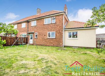 3 bed semi-detached house for sale in St. Margarets Place, Sea Palling, Norwich NR12
