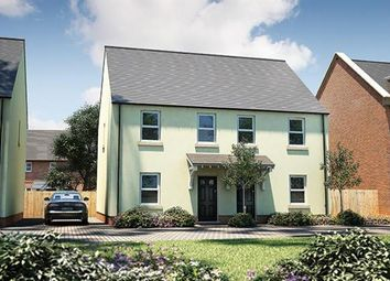 Thumbnail 2 bed terraced house for sale in The Exe, Seabrook Orchard, Topsham
