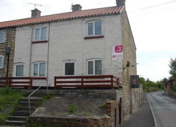 Thumbnail 2 bedroom end terrace house to rent in Highfield Road, Malton