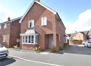 Thumbnail 4 bed detached house for sale in Goldfinch Walk, Brockworth, Gloucester