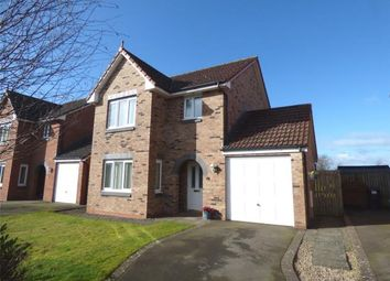 Thumbnail 3 bed detached house for sale in Caulstran Road, Dumfries, Dumfries And Galloway