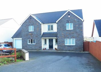 Thumbnail 4 bed detached house for sale in Panteg Cross, Llandysul, Ceredigion