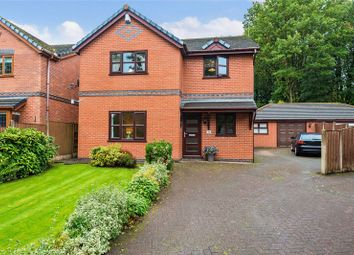 Thumbnail 4 bed detached house for sale in Trescott Mews, Standish, Wigan