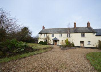 Thumbnail 4 bedroom farmhouse to rent in Exbourne, Okehampton