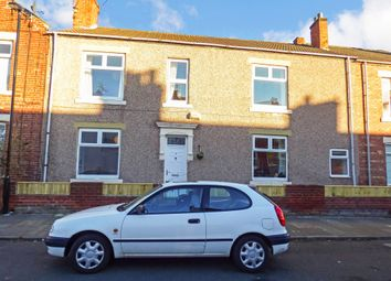 Thumbnail 3 bed terraced house for sale in Chirton West View, North Shields