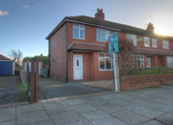 Thumbnail 3 bedroom end terrace house for sale in Heaton Road, St. Annes, Lytham St. Annes
