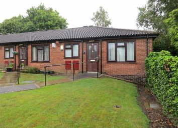 Thumbnail 2 bedroom terraced bungalow for sale in Rosemary Close, Bridge Green, Nottingham