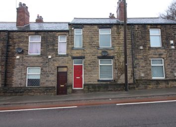 Thumbnail 2 bed terraced house for sale in Syke Terrace, Dewsbury Road, Tingley, Wakefield