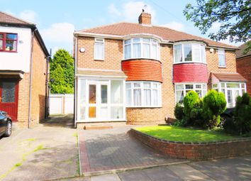 Thumbnail 3 bed semi-detached house for sale in Burnham Road, Great Barr, Birmingham