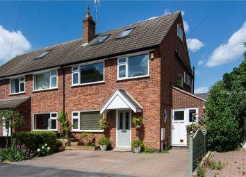 Thumbnail 4 bed semi-detached house for sale in St. Peters Crescent, Ruddington, Nottingham
