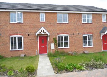 Thumbnail 3 bed terraced house to rent in Market Rasen Drive, Bourne